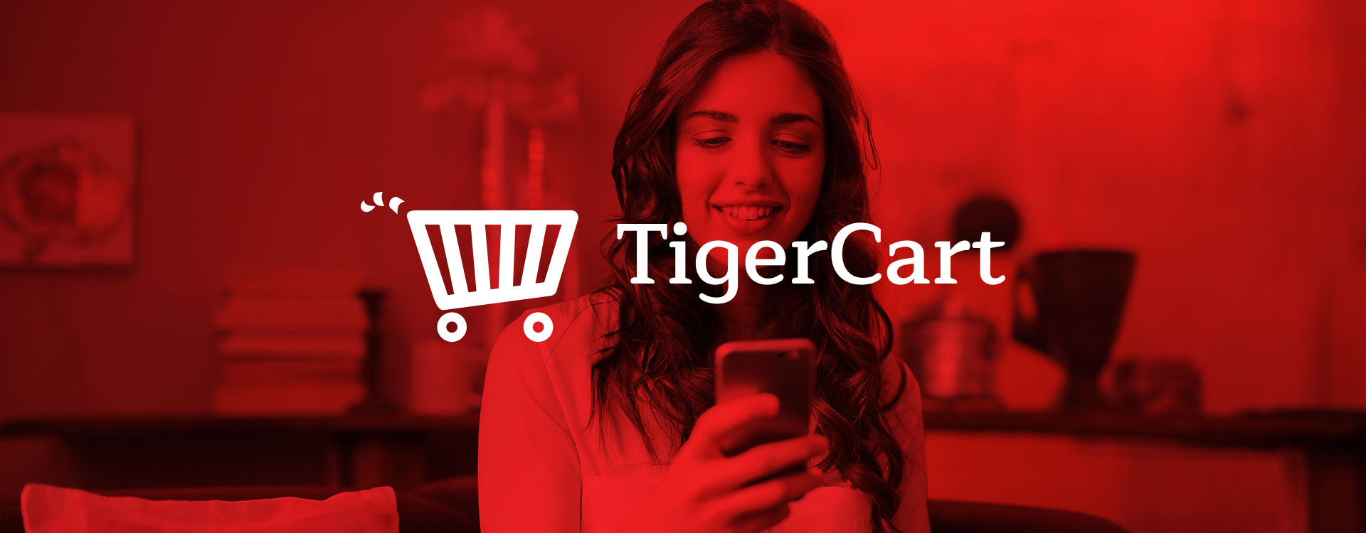tigercart - Logo design for ecommerce company