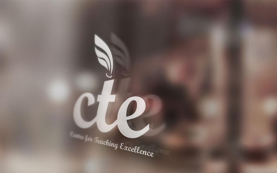 Logo design for CTE, education institute