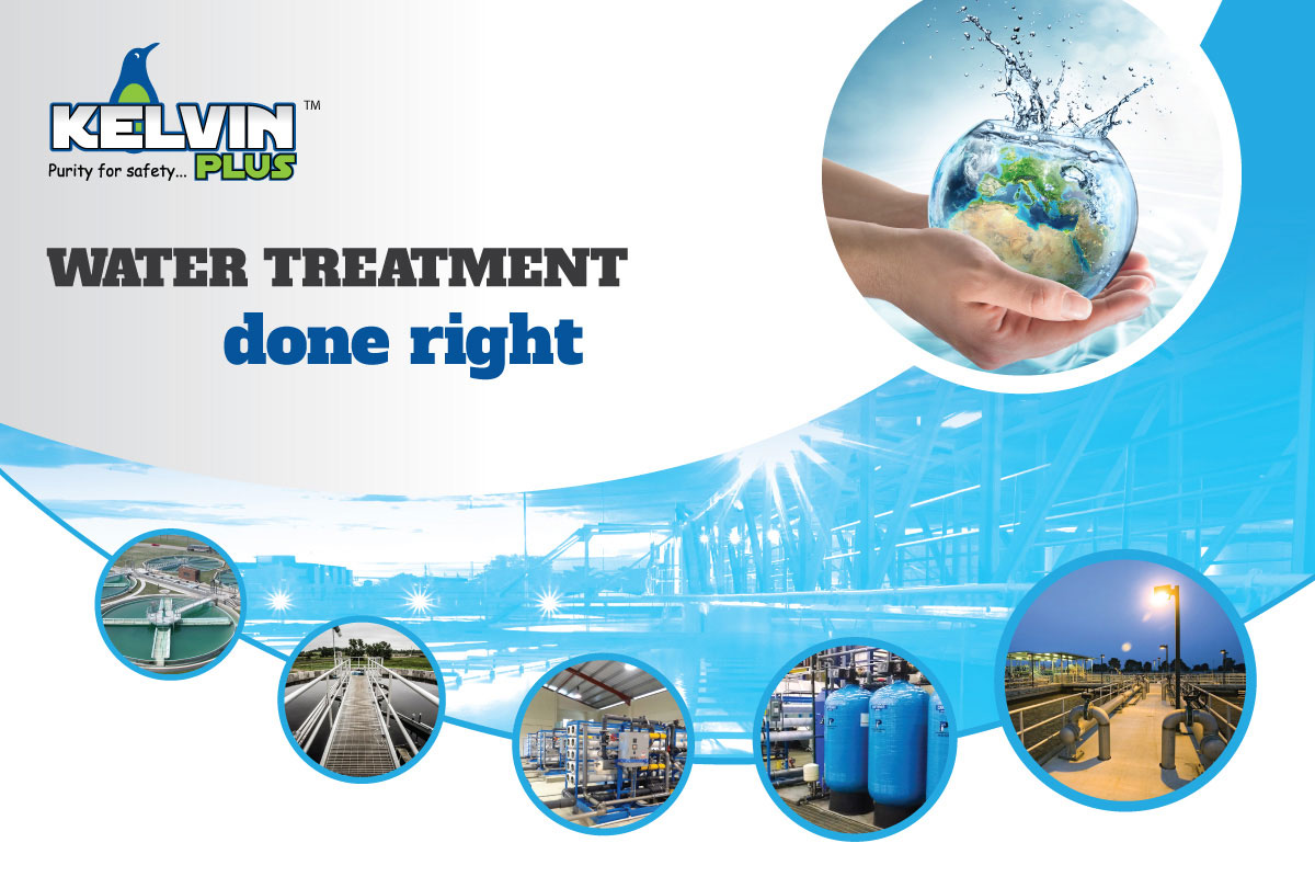 hoarding design - water treatment company